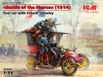 1-35-Battle-of-the-Marne-Taxi-car-w-infantry