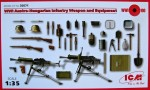 1-35-Austro-Hungar-Infantry-Weapon-and-Equipment-WWI