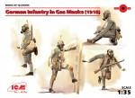 1-35-German-Infantry-in-Gas-Masks-1918-4-figures