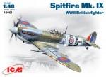 1-48-Spitfire-Mk-IX-WWII-British-Fighter