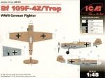 1-48-Messerschmitt-Bf-109F-4Z-Trop