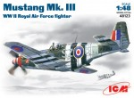 1-48-Mustang-Mk-III-WWII-Royal-Air-Force-fighter