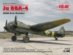 1-48-Junkers-Ju-88A-4-WWII-Axis-Bomber-4x-camo