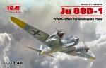 1-48-Junkers-Ju-88D-1-German-WWII-Reconnaiss-Plane