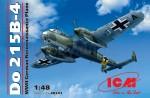 1-48-Do-215B-4WWII-German-Reconnaissance