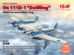 1-48-He-111Z-1-Zwilling-German-WWII-Glider-Tug
