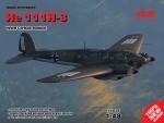 1-48-Heinkel-He-111H-3-German-Bomber-4x-camo