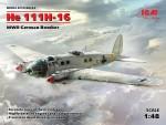1-48-Heinkel-He-111H-16-German-Bomber-4x-camo