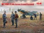1-48-Bf-109F-4-w-German-Ground-Personnel