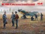 1-48-Bf-109F-4-w-German-Ground-Personnel