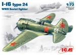1-72-I-16-Type-24-WWII-Soviet-fighter
