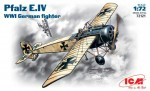 1-72-WWII-German-fighter-Pfalz-E-IV