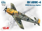 1-72-WWII-German-fighter-Bf-109-E-4
