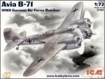 1-72-Avia-B-71-WWII-German-bomber