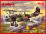 1-72-U-2-Po-2-WWII-Soviet-multi-purpose-aircraft