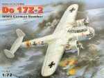1-72-Dornier-Do-17Z-2-German-Bomber-WWII