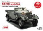 1-72-G4-1935-production-WWII-German-Staff-car