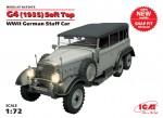 1-72-WWII-German-staff-car-G41935