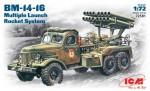1-72-BM-14-16-Soviet-Mutiple-Launch-Rocket-System