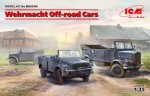 1-35-Wehrmacht-Off-road-Cars-DIORAMA-SET-3-kits