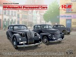 1-35-Wehrmacht-Personnel-Cars-DIORAMA-SET-3-kits