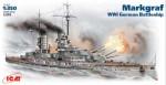1-350-WWI-Germ-Battleship-Markgraff