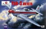 1-72-Yakovlev-Yak-3-vk107a-Soviet-WW2-Fighter