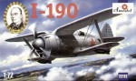 1-72-Polikarpov-I-190-Soviet-Fighter-Biplane