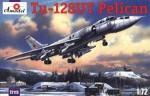 1-72-Tupolev-Tu-128UT-Pelican-Soviet-Longe-Range-Fighter-Interceptor-training-version