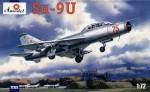 1-72-Sukhoi-Su-9U-Fishpot-Soviet-Trainer-Interceptor-Fighter