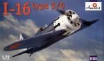 1-72-Polikarpov-I-16-type-5-6-Soviet-WW2-Fighter-Russian-Chinese-Finland-Spanish-markings