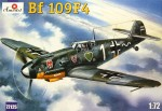 1-72-Messerschmitt-Bf-109F4-WWII-German-fighter