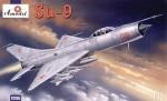 1-72-Sukhoi-Su-9-Soviet-Air-Defence-Fighter-Interceptor