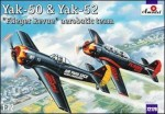 1-72-Yak-50-and-Yak-52-Flieger-Revue-aerobatic-team
