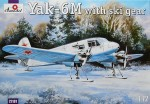 1-72-Yak-6M-with-ski-gear