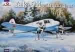 1-72-Yak-6M-with-ski-gear