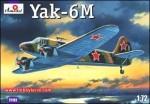 1-72-Yakovlev-Yak-6M-Soviet-light-transport-aircraft