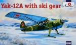 1-72-Yak-12A-with-ski-gear