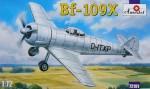 1-72-Messerschmitt-Bf-109X