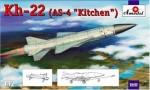 1-72-Kh-22-AS-4-Kitchen-long-range-anti-ship