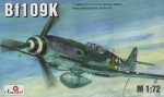 1-72-Messerschmitt-Bf-109K-German-WW2-fighter