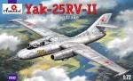1-72-Yakovlev-Yak-25RV-II-Mandrake-Soviet-interceptor