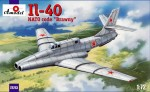 1-72-Ilyushin-IL-40-Brawny-Soviet-jet-engined-armored-aircraft-2nd-ptototype
