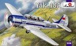 1-72-Yakovlev-Yak-18-Soviet-primary-trainer-aircraft