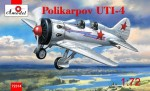 1-72-Polikarpov-UTI-4-NEW-PLASTIC
