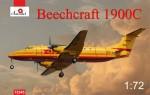 1-72-Beechcraft-1900C-DHL