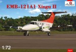 1-72-Embraer-EMB-121A1-Xingu-II