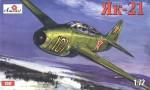 1-72-Yakovlev-Yak-21-Soviet-Jet-Fighter