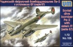 1-72-Pe-2-Soviet-dive-bomber-with-system-FT-87-series
