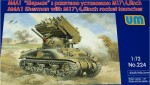 1-72-Tank-M4A1-with-M17-4-5inch-rocket-launcher